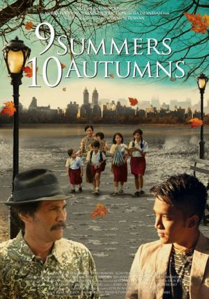 poster 9 summers 10 autumns